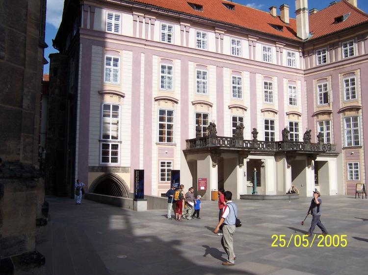 Pražský hrad, Příběh Pražského hradu