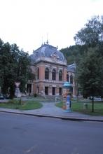 Karlovy Vary - Císařské lázně