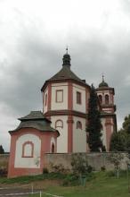Kostel Povýšení Panny Marie v Chyši