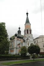 Pravoslavný Kostel ve Františkových Lázních