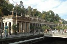Kolonáda Zítkova - Karlovy Vary