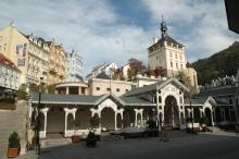 Kolonáda Tržní - Karlovy Vary