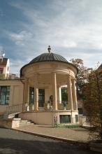 Kolonáda Zámecká - Karlovy Vary