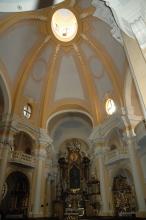 Kostel sv. Máří Magdalény v Karlových Varech
